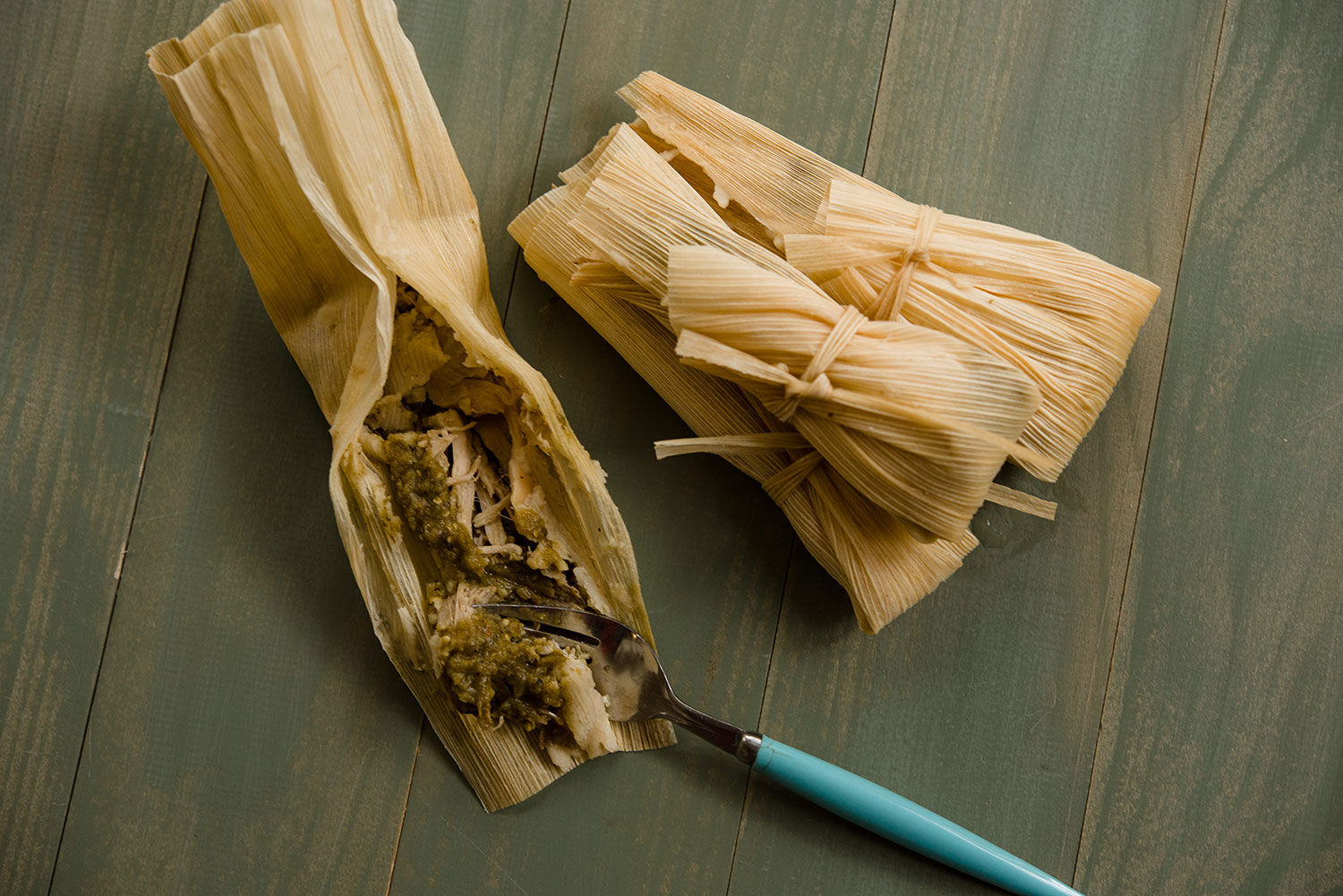 La tamalada! Warm up the house with traditional Mexican tamales