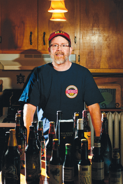 Eric Strader blogs about the local craft beer scene at Flavor574.com/hop-notes/.