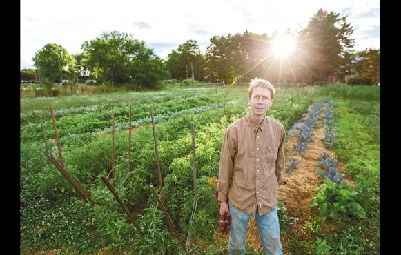 Alex Smith, a farmer