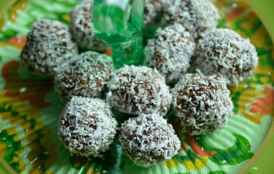 Chokladbollar Chocolate Balls